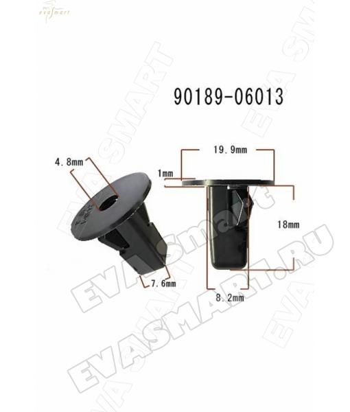 Омыватель камеры заднего вида на автомобиль Lexus LX 2007 - 2015