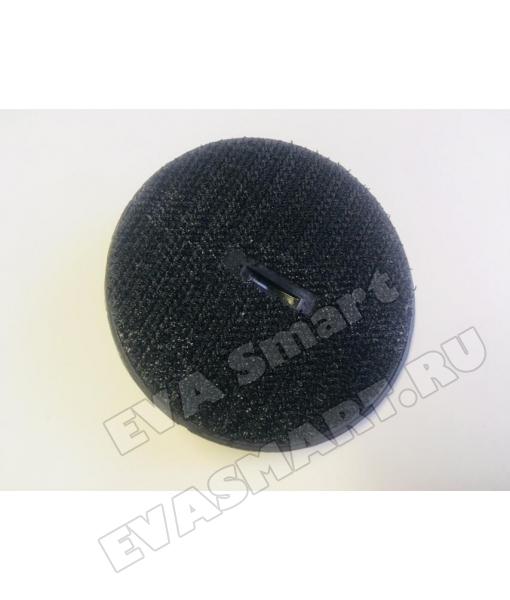 Штатный крепеж BMW B4-Black (круг под штатную липучку)