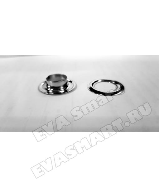 Люверсы нерж. диаметр 14мм(500) никель