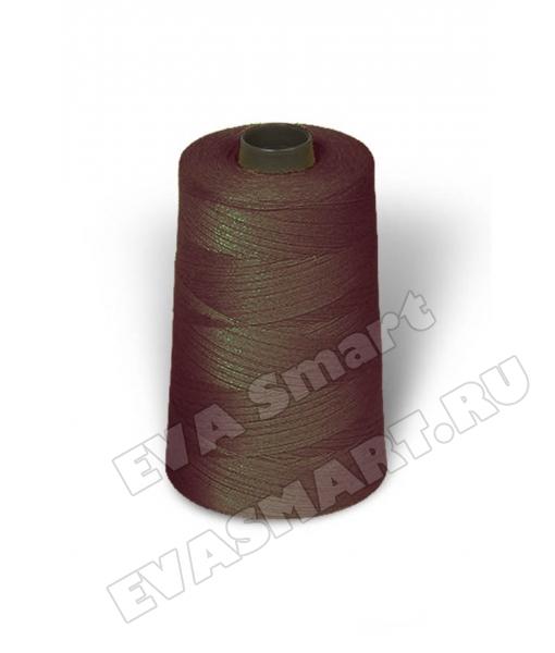 Нитки швейные цвет коричневый (70ЛЛ)