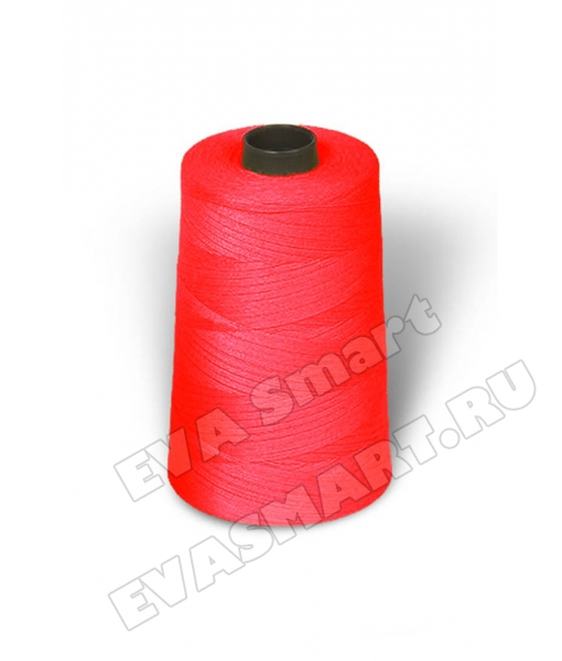 Нитки швейные цвет красный (70ЛЛ)